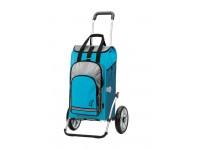 Сумка-тележка ROYAL SHOPPER® 6700 HYDRO , голубая