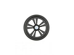Запасное колесо 20 см, чёрное