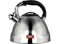 """Чайник со свистком  4,5 л. """"CALVE""""  CL-1468"""