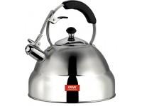 """Чайник со свистком  5 л. """"CALVE""""  CL-1469"""