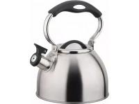 """Чайник со свистком 2,5 л. """"TimA""""  K-1021"""