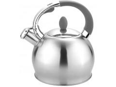 """Чайник со свистком 3 л. """"TimA""""  K-1609"""