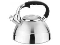 """Чайник со свистком 3 л. """"TimA""""  K-1635"""