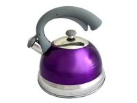 """Чайник со свистком 2,5 л. """"TimA""""  K-24"""
