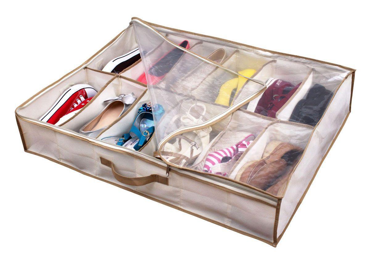 """HAUSMANN (Хаусман) Кофр для хранения обуви """"HAUSMANN"""" DV-201 Кофр для хранения обуви """"HAUSMANN"""" DV-201"""